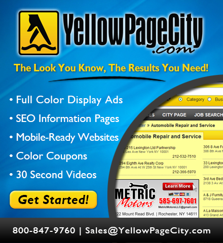 Yellow Page City Inc. Listing Image