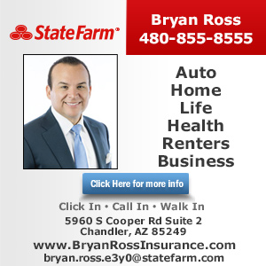 Bryan Ross State Farm Insurance Agent Listing Image