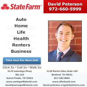 State Farm: David Peterson Listing Image