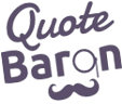 Quote Baron Logo